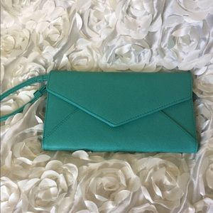 Handbags - Free with $50 purchase Envelope wristlet/wallet